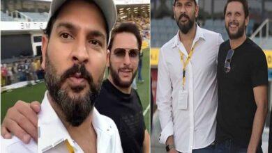 Photo of Yuvraj, Harbhajan face backlash for backing Afridi's virus fund