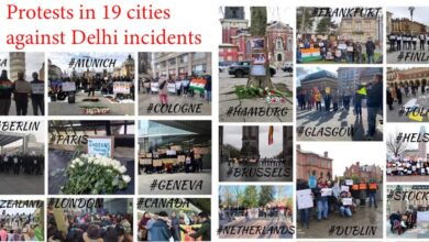 Photo of Protests held in around 19 cities of the world over Delhi riots