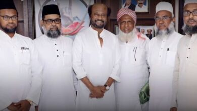 Photo of Muslim delegation meets Rajinikanth on CAA, NRC, NPR