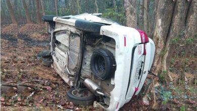 Photo of Five dead in road accident in Chhattisgarh's Dantewada