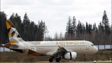 Photo of Etihad airlines reduces flights to Hyderabad, other Indian cities