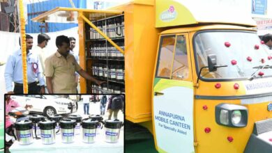 Photo of GHMC launches Rs. 5 Meal scheme at doorsteps for specially-abled