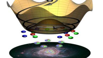 Photo of Study sheds light on infant universe, origin of matter