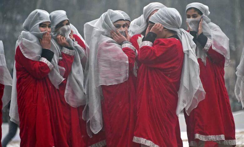 Kashmiri girls