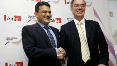 Photo of Nokia seals $1bn deal with Airtel