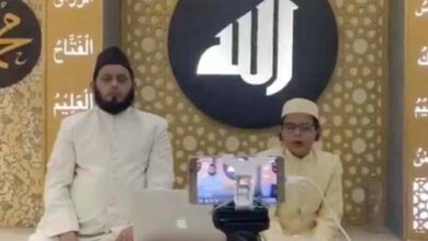 Photo of 12-year-old recites Quran on social media, wins accolades