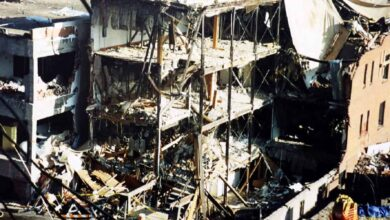 Photo of Oklahoma bombing – When Arabs were blamed for homegrown attack