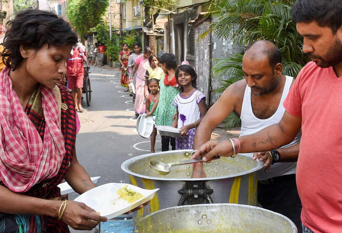 COVID times — 'Hunger has no religion' Nikhat Mohammedi