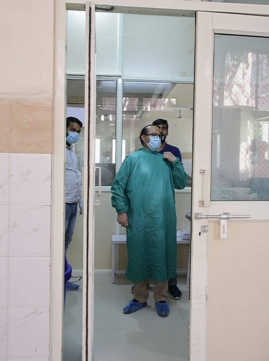 Coronavirus lockdown: Ghaziabad hospital