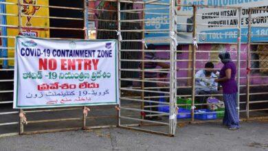 Photo of Photos: Lockdown in Hyderabad