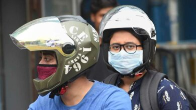 Photo of Masked People during COVID-19 pandemic