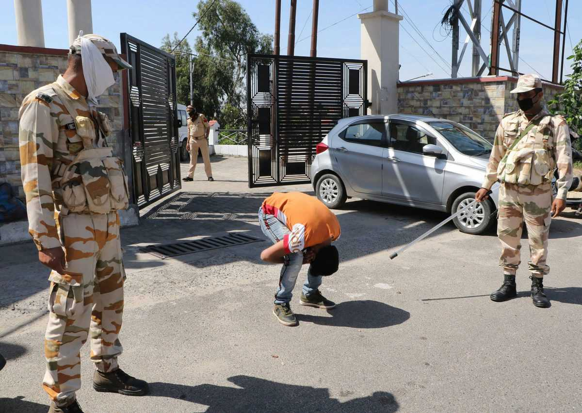 Photos: Lockdown in India