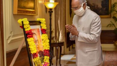 Photo of Photos: Tribute to Ambedkar