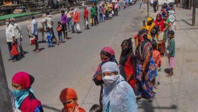 Photo of Photos: Lockdown in Noida