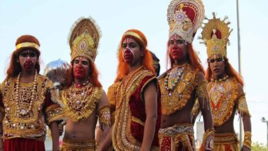 Photo of Thousands assemble for Ram Navami in Bengal defying lockdown