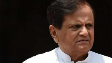 Photo of Ahmed Patel welcomes government's decision to ban Chinese apps