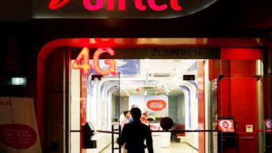 Photo of Airtel recharge now available at ATMs, grocery stores
