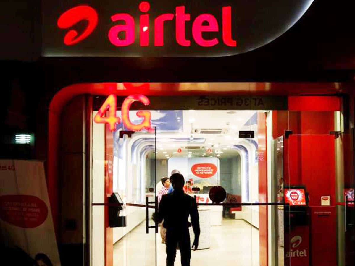 Airtel recharge now available at ATMs, grocery stores