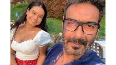 Photo of Ajay Devgn, Kajol's daughter Nysa trends on her birthday