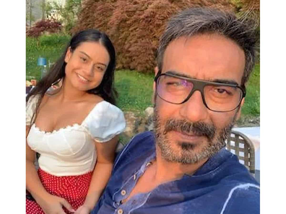 Ajay Devgn, Kajol's daughter Nysa trends on her birthday