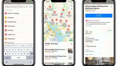 Photo of Apple adds COVID-19 testing sites to its Maps across US