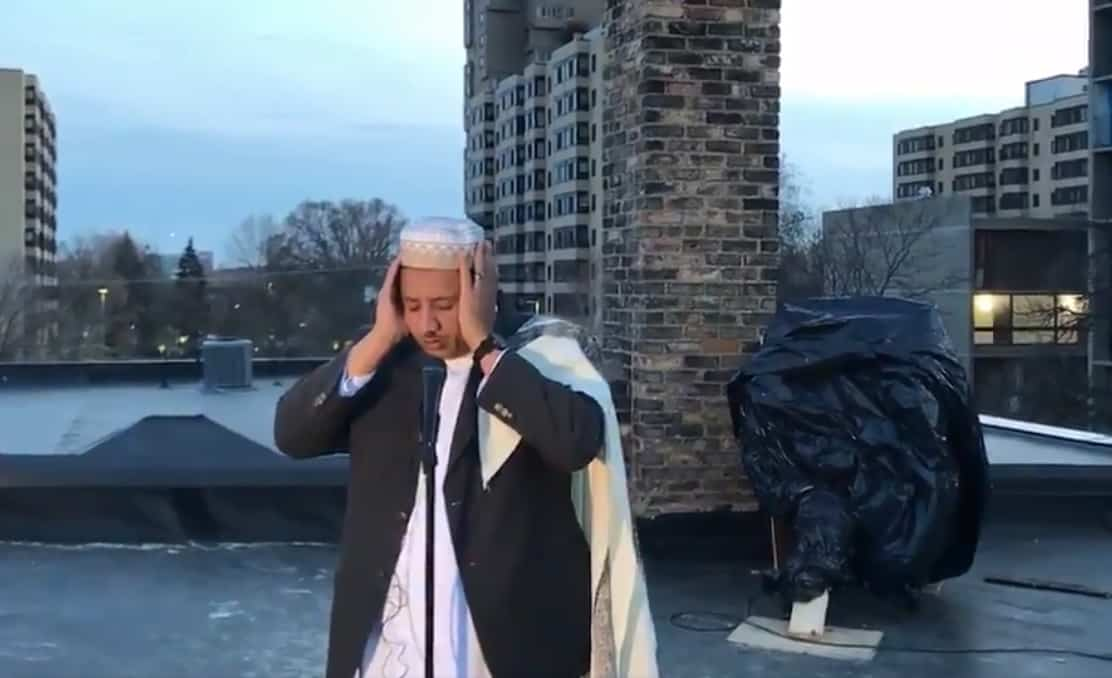 Historic: Azaan echoes in this US city during Ramadan