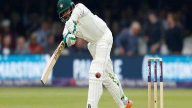 Photo of Pak Test captain Azhar Ali to auction bat, jersey to raise funds