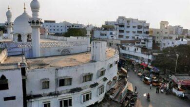 Photo of Hyderabad: Mallepally area declared covid19 containment zone