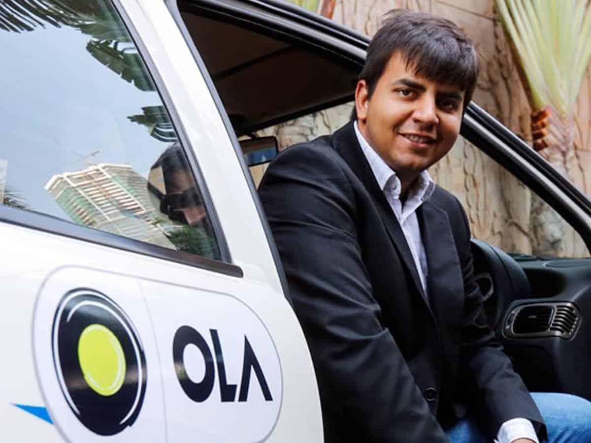 Ola Group donates Rs 5 crore towards PM CARES Fund