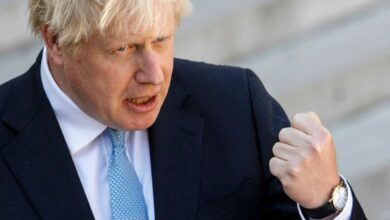 Photo of 'UK PM not on ventilator, but received oxygen support'