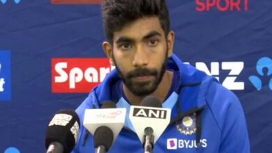 Photo of We need an alternative to saliva: Bumrah