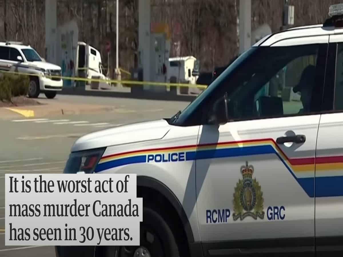 Canada bombing