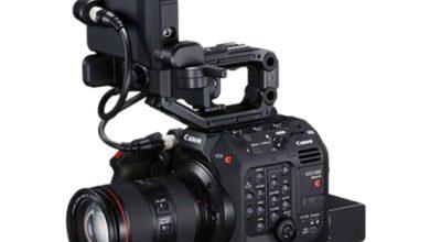 Photo of Canon launch EOS C300 Mark III camera in India