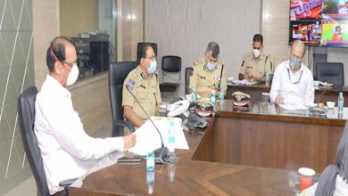 Photo of Central team meets Telangana  DGP