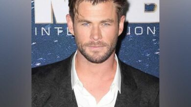 Photo of Hemsworth reveals he felt 'suffocated' by his Hollywood career