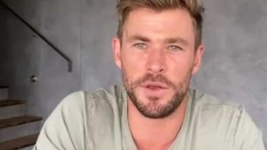 Photo of Stay safe, be well: Chris Hemsworth to Indian fans