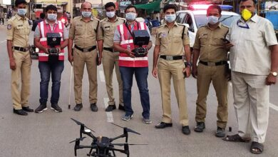Cyient's drone-based tech helping implement Hyderabad lockdown