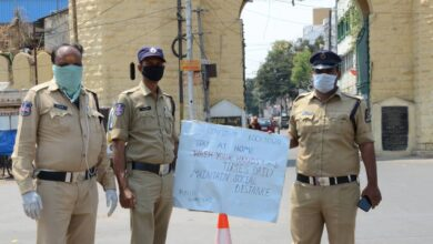Photo of In a twist in coronavirus tale, Policeman Khan found infected