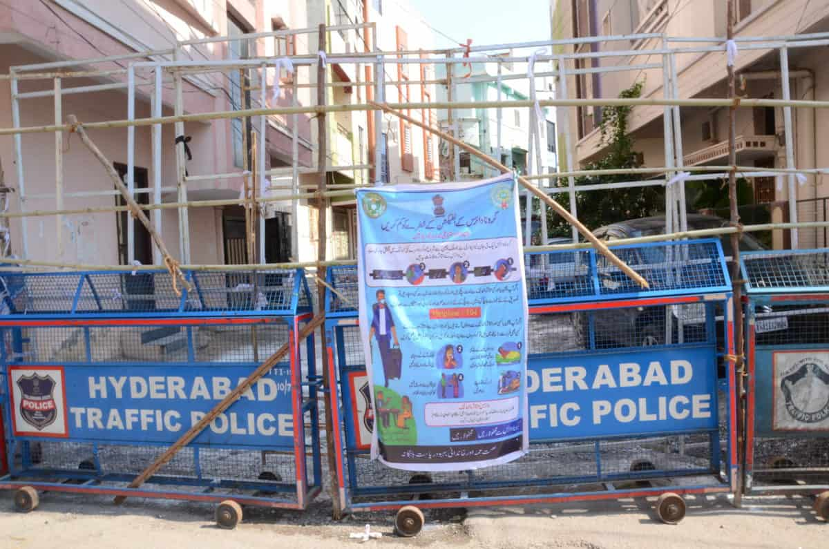 57 confirmed cases in Old City; Charminar Zone worst affected