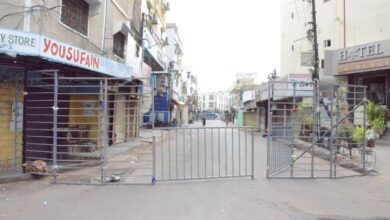 Photo of Hyderabad: 15 containment zones of Nampally de-sealed
