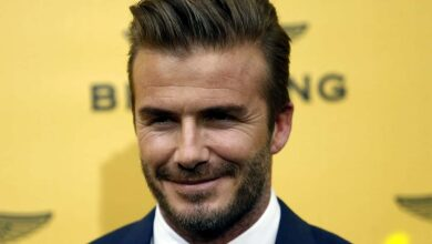 Photo of Messi a level above Ronaldo: David Beckham