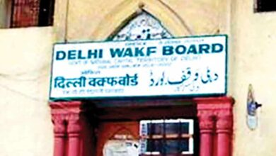 Photo of Delhi Waqf Board designates graveyard for COVID-19 victims