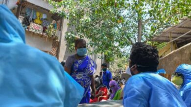 Photo of Shiv Sena hails 'defeat' of coronavirus in Dharavi