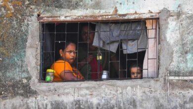 Photo of Battle against coronavirus in India's biggest slum