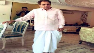 Photo of Dilip Kumar thanks fans for Shab-e-Barat wishes