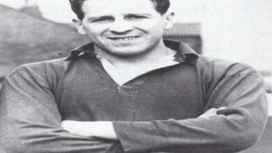 Photo of Former footballer Donald Woan dies at 92