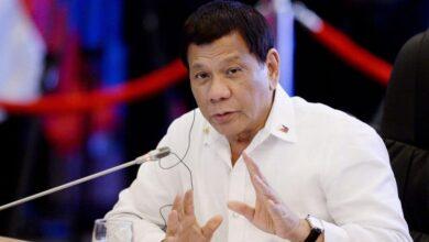 Photo of Philippine Prez orders police to shoot quarantine violators