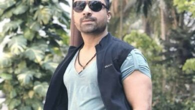 Photo of Actor Ajaz Khan released on bail