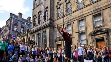 Photo of Edinburgh Fringe Festival called off due to COVID-19