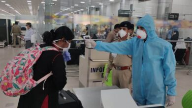 Photo of 172 US & UAE Nationals evacuated from Hyderabad on 2 flights